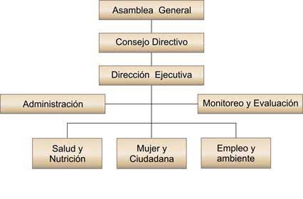 Organización Centro Moyano
